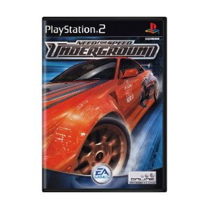 Jogo Need for Speed: Underground - PS2