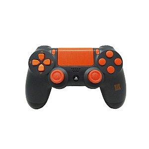 Controle Dualshock 4 (Edição Call of Duty: Black Ops III) sem fio - PS4