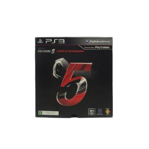 Jogo Gran Turismo 5 (Edição de Colecionador) - PS3