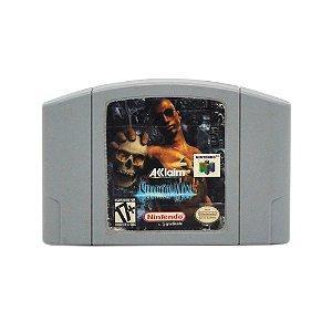 Jogo Shadow Man - N64