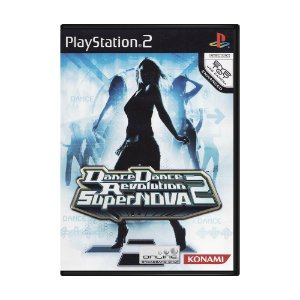 Jogo Dance Dance Revolution SuperNova 2 - PS2