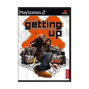 Jogo Marc Ecko's Getting Up: Contents Under Pressure - PS2
