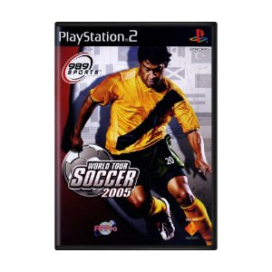 Jogo World Tour Soccer 2005 - PS2