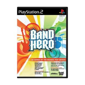 Jogo Band Hero - PS2