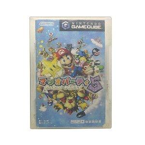 Jogo Mario Party 5 - GameCube (Japonês)