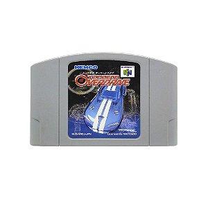 Jogo Top Gear Overdrive - N64 (Japonês)