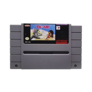 Jogo Tom and Jerry - SNES