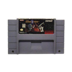 Jogo NBA Hang Time - SNES