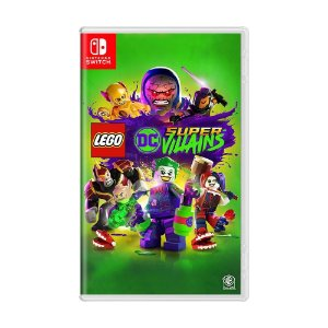 Jogo LEGO DC Super-Villains - Switch