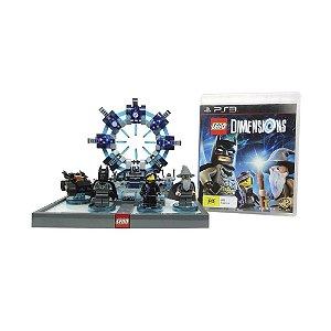 Jogo LEGO Dimensions (Starter Pack) - PS3