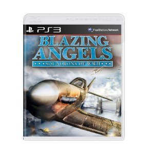 Jogo Blazing Angels: Squadrons of WWII - PS3