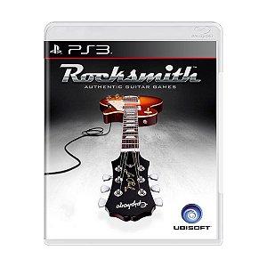 Jogo Rocksmith - PS3