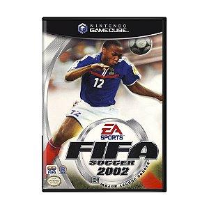 Jogo FIFA Soccer 2002 - GameCube
