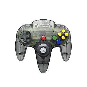 Controle Nintendo 64 Transparente - Nintendo