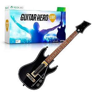 Guitarra Guitar Hero Live - Xbox 360