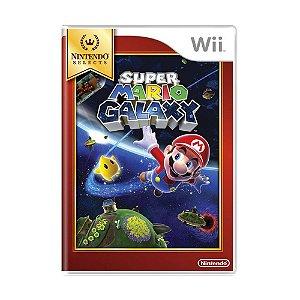 Jogo Super Mario Galaxy - Wii (Lacrado)