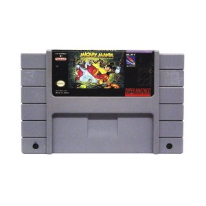 Jogo Mickey Mania: The Timeless Adventures of Mickey Mouse - SNES