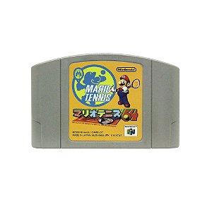 Jogo Mario Tennis - N64 (Japonês)