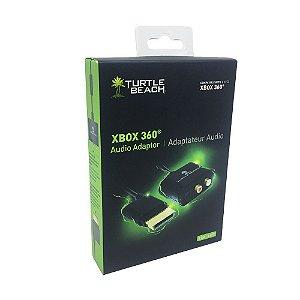 Adaptador de Áudio Turtle Beach - Xbox 360