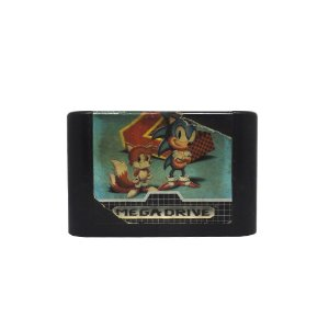 Jogo Sonic the Hedgehog 2 - Mega Drive