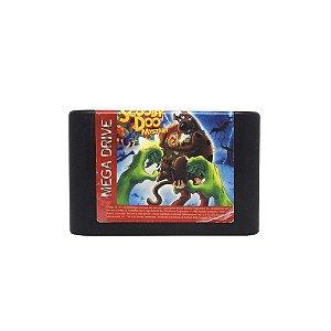 Jogo Scooby-Doo Mystery - Mega Drive