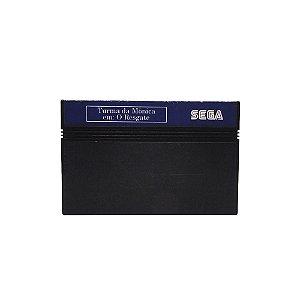 Jogo Turma da Monica em: O Resgate - Master System