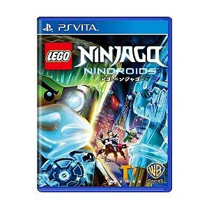 Jogo LEGO Ninjago: Nindroids - PS Vita