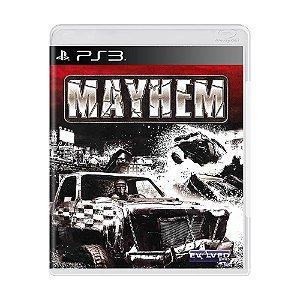 Jogo Mayhem - PS3