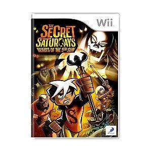 Jogo The Secret Saturdays: Beasts of the 5th Sun - Wii