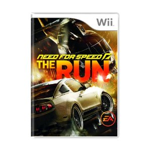 Jogo Need for Speed: The Run - Wii