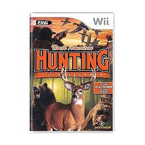 Jogo North American Hunting Extravaganza - Wii