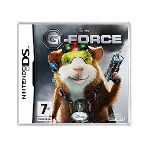 Jogo G-Force - DS (Europeu)