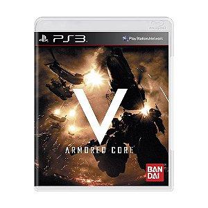 Jogo Armored Core V - PS3