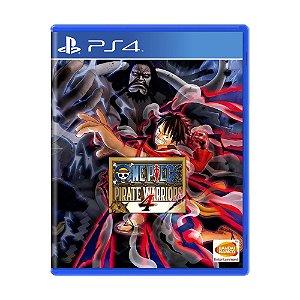 Jogo One Piece: Pirate Warriors 4 - PS4