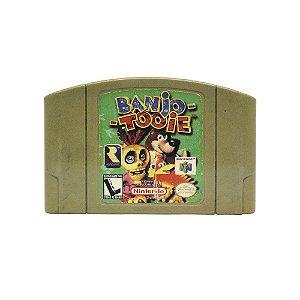 Jogo Banjo-Tooie - N64