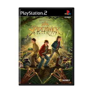 Jogo The Spiderwick Chronicles - PS2