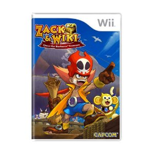 Jogo Zack & Wiki: Quest For Barbaro's Treasure - Wii