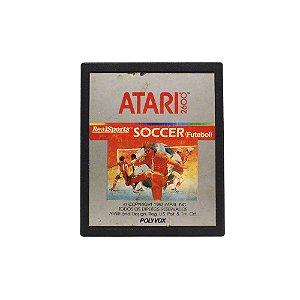 Jogo RealSports Soccer - Atari
