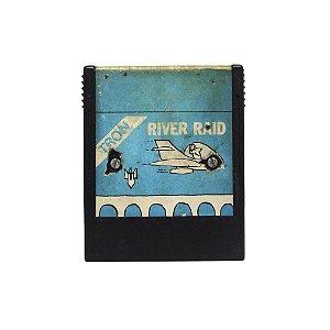 Jogo River Raid - Atari