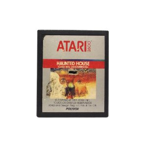 Jogo Haunted House - Atari