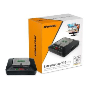Placa de captura Avermedia Extreme Cap 910