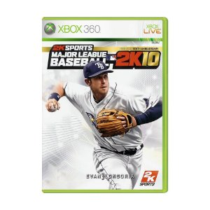 Jogo Major League Baseball 2K10 - Xbox 360