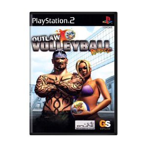 Jogo Outlaw Volleyball Remixed - PS2