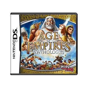 Jogo Age of Empires: Mythologies - DS