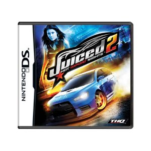 Jogo Juiced 2: Hot Import Nights - DS