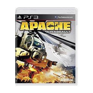 Jogo Apache: Air Assault - PS3