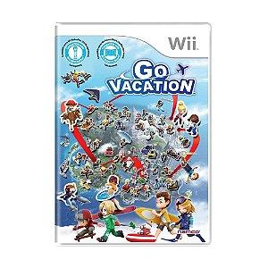 Jogo Go Vacation - Wii