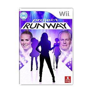 Jogo Project Runway - Wii