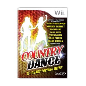 Jogo Country Dance - Wii