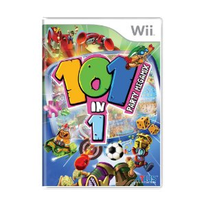 Jogo 101-in-1 Party Megamix - Wii